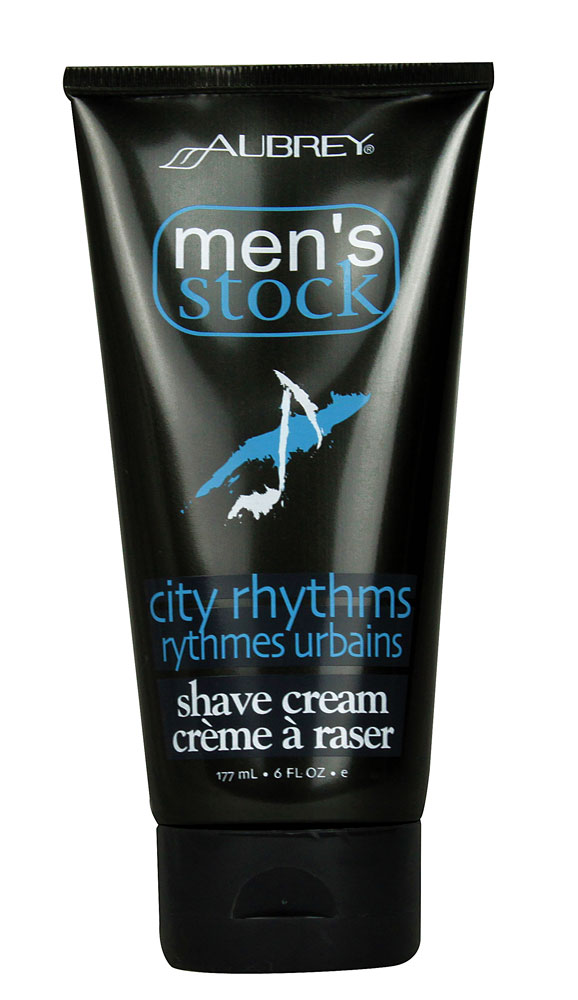 Aubrey Men's Stock Shave Cream City Rhythms Cedar Sandalwood Bergamot - 6 fl oz: отзывы и инструкция как принимать