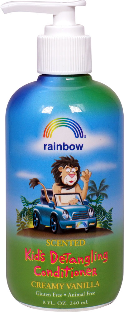 Rainbow Research Kids Detangling Conditioner Creamy Vanilla - 8.5 fl oz: отзывы и инструкция как принимать