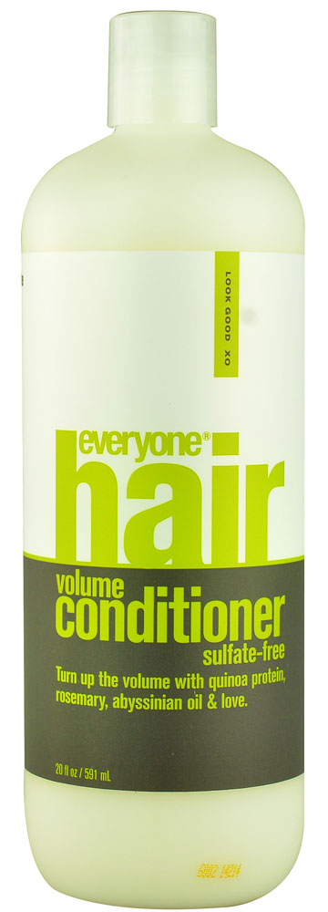 EO Essential Oil Products Everyone® Hair Conditioner Volume - 20 fl oz: отзывы и инструкция как принимать