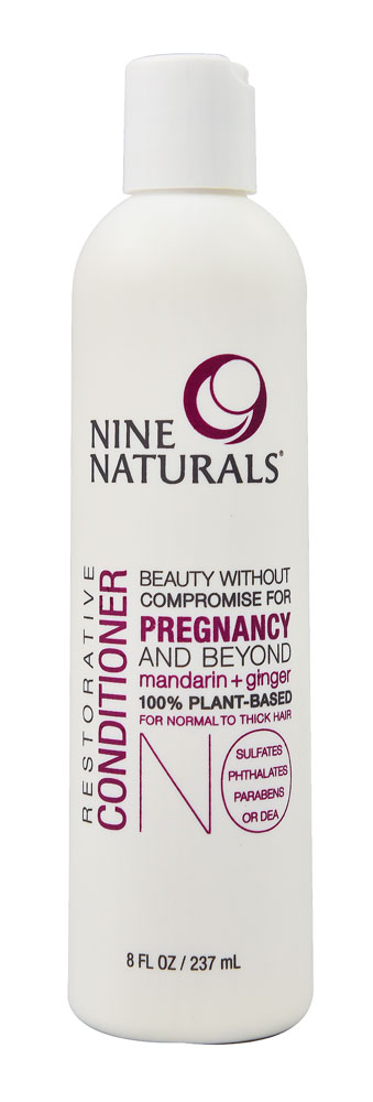Nine Naturals Restorative Conditioner Mandarin plus Ginger - 8 fl oz: отзывы и инструкция как принимать