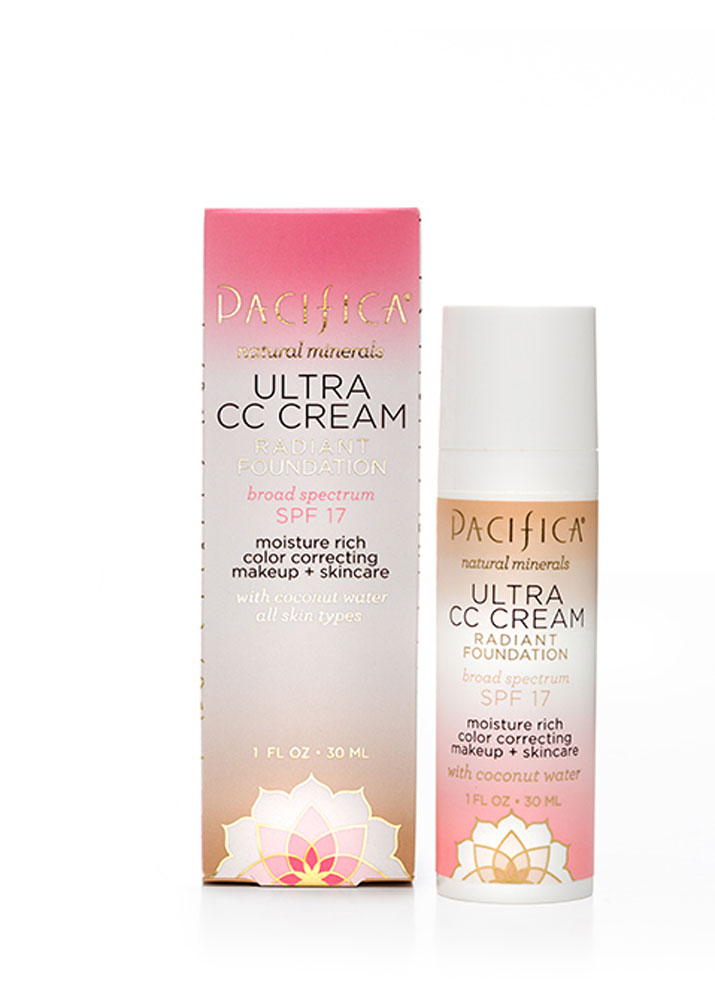 Pacifica Ultra CC Cream Radiant Foundation - Natural-Medium - 1 fl oz: отзывы и инструкция как принимать